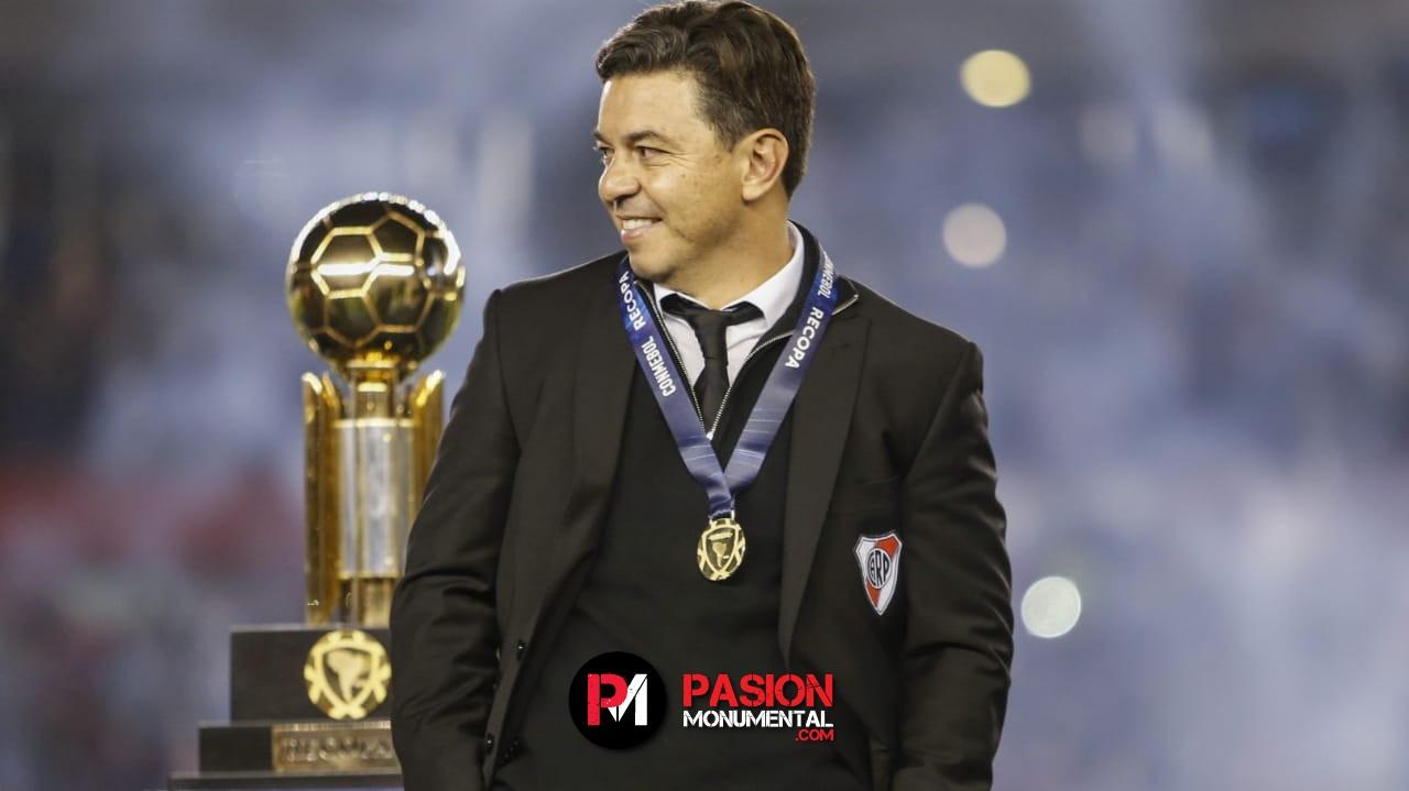 A cinco años del debut de Gallardo como DT de River | Pasión Monumental