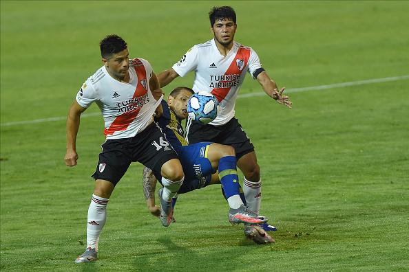 Copa Diego Maradona: Después de 22 meses Moreira volvió a jugar un partido con River | Pasión Monumental